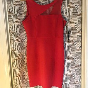 Guess Coral Bodycon Dress